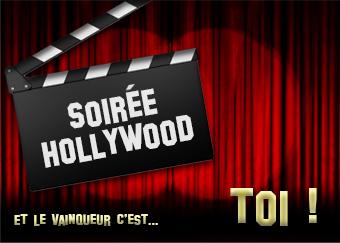 Soirée Hollywood